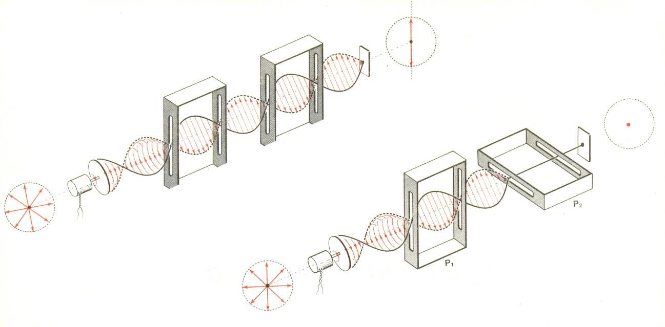 polarizator analizator 1